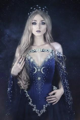 Night Goddess Dress
