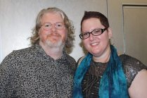 Russell and Liz of Ticonderoga Publishing