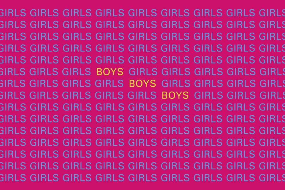 BoysBoysBoys Poster - 2008