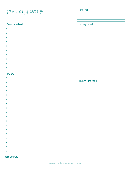 picture regarding Printable Goal Sheets identified as The fresh course Im generating goalsand free of charge printable reason