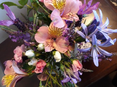 Flowers for Jeanne