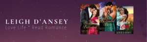 Leigh DAnsey author website