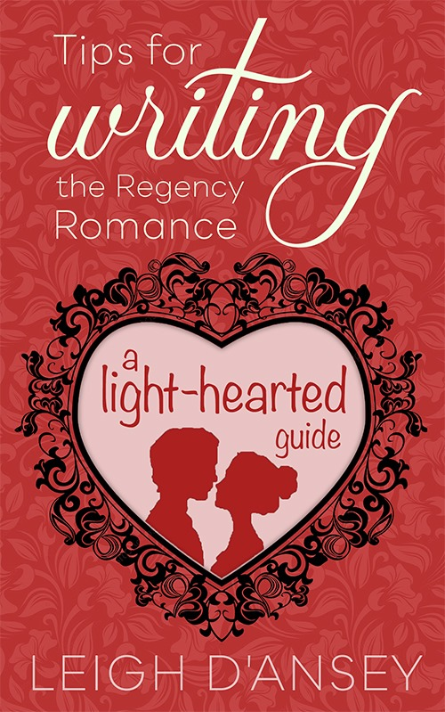 A go-to guide for the aspiring writer of Regency romance