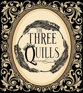 The Three Quills is the collective name for Jen Yates, Leigh D'Ansey and Caroline Bagshaw.