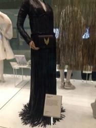 Dress made from Vegea