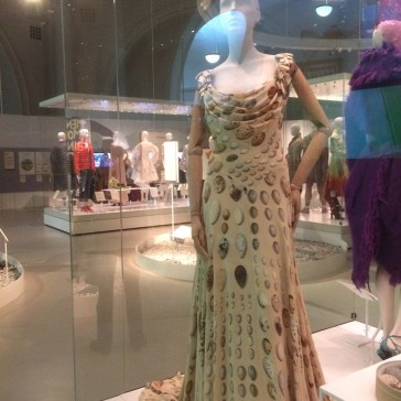 Egg Patterned Dress