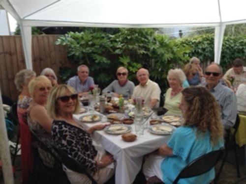 Garden Lunch 1
