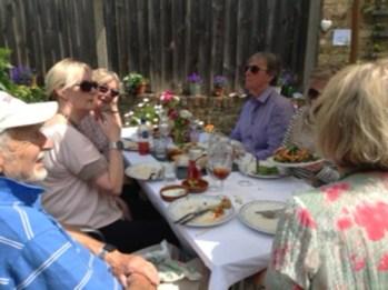 Garden Lunch 3