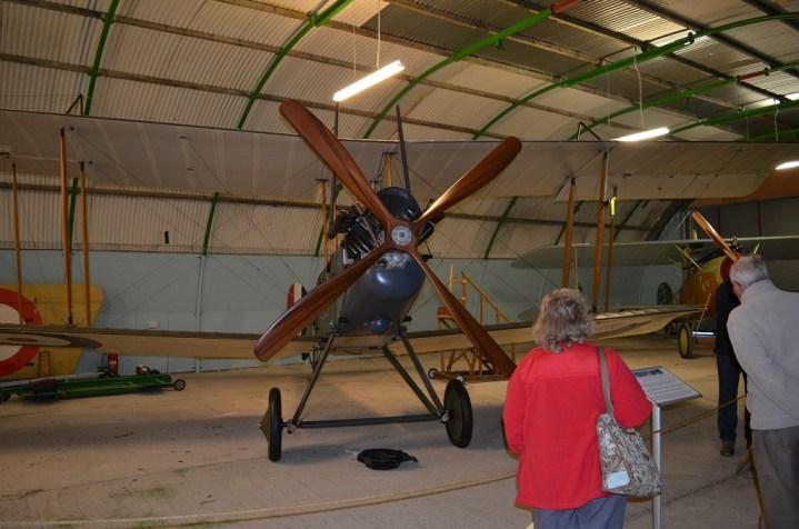 BE2EA2767 Aeroplane