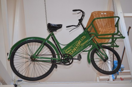 Wilkin & Sons Tiptree Delivery Bicycle