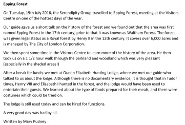 Microsoft Word - Epping Forest.docx