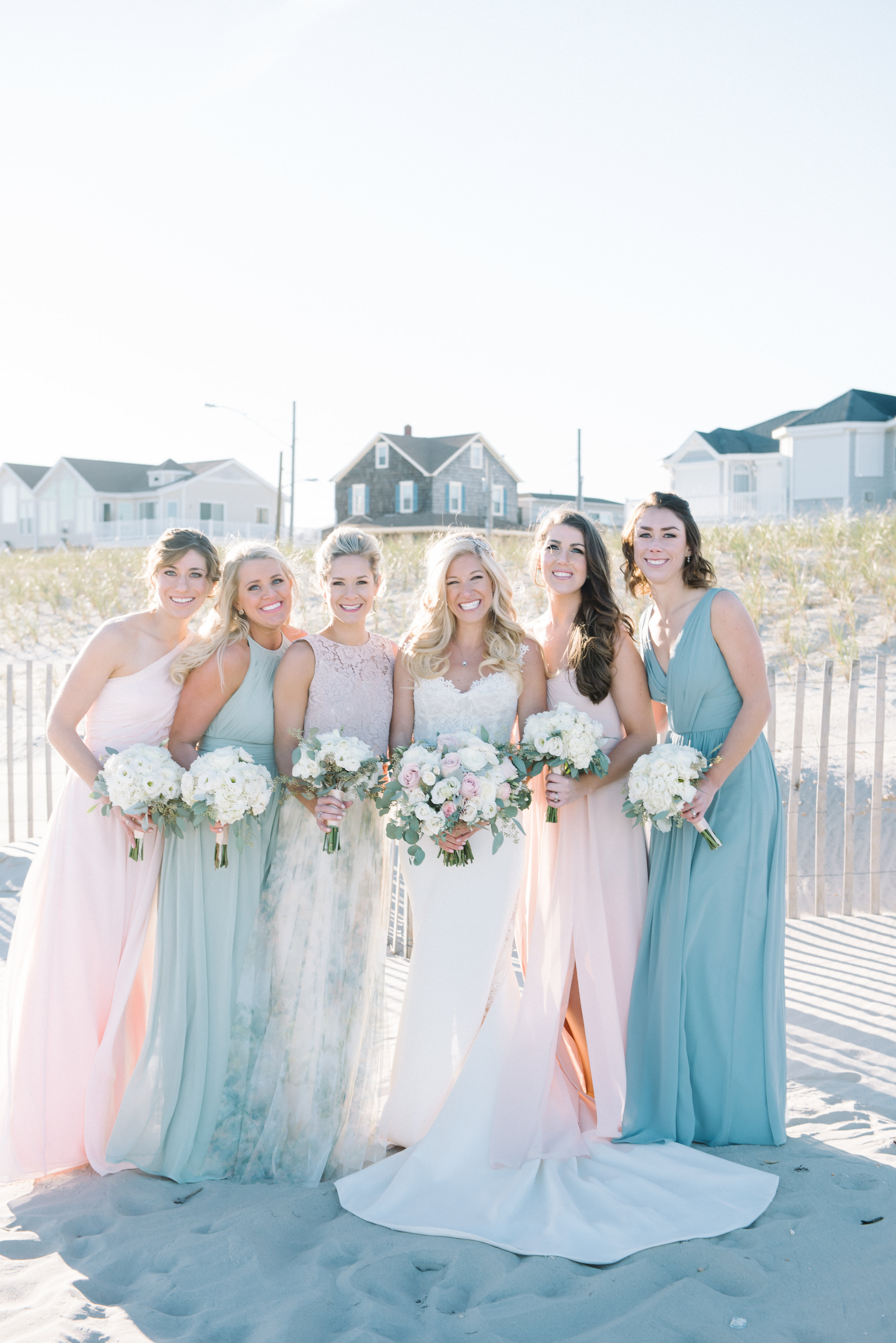Summer Beach Wedding