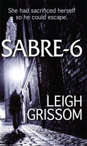 SABRE-6 cover image