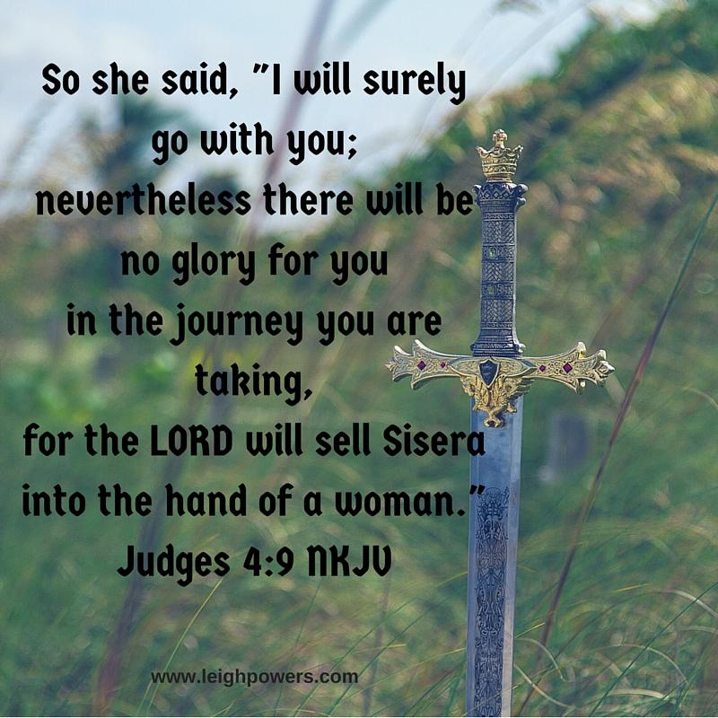 Judges 4:9