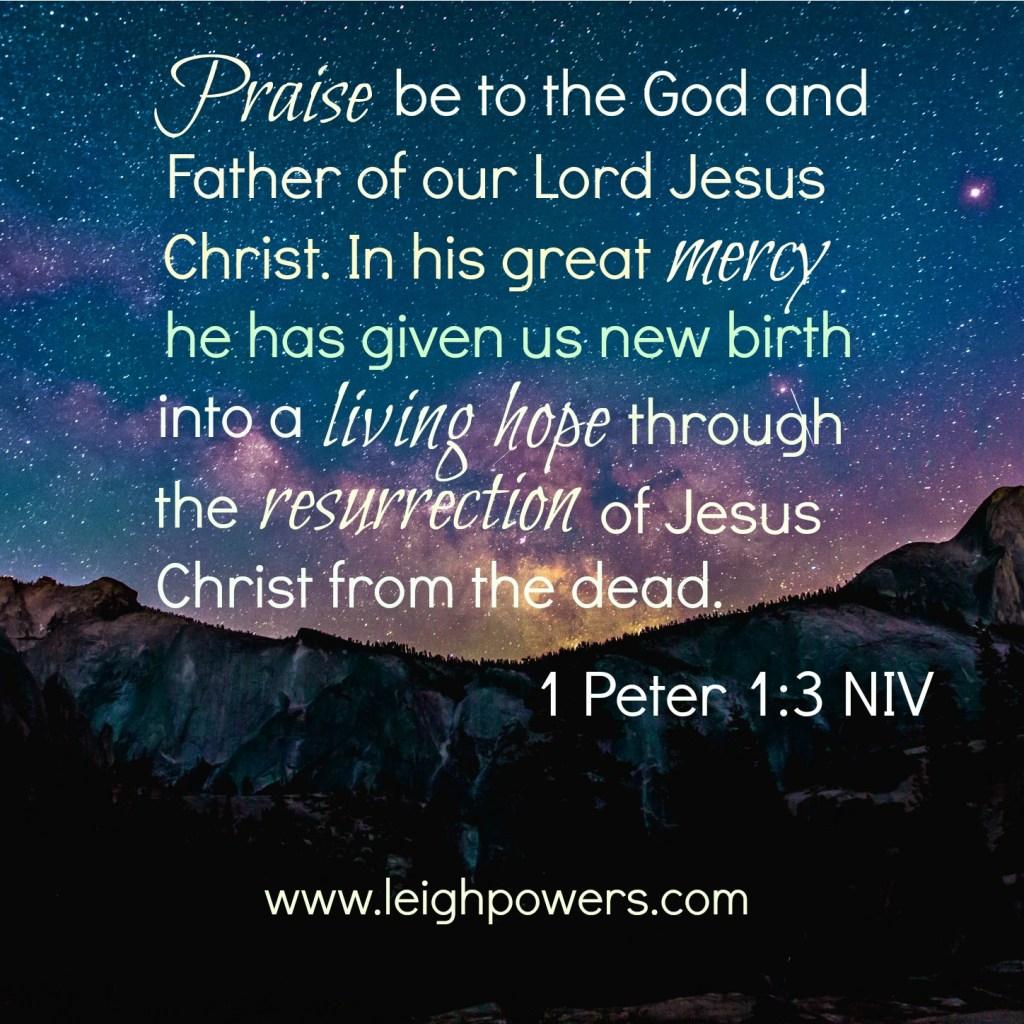 1 Peter 13