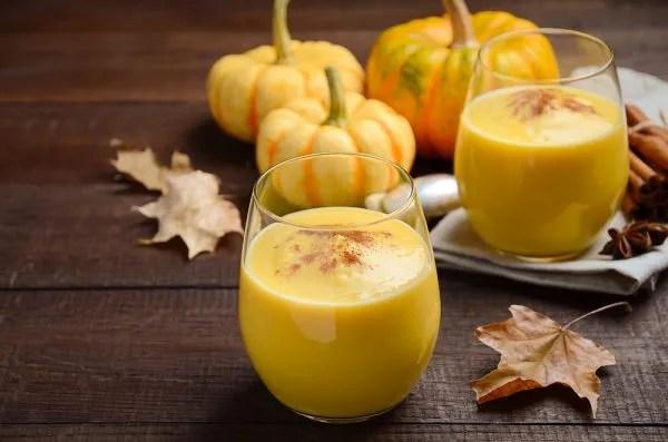 Creamy & Delicious Healthy Fall Shakes
