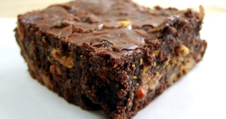 Gluten Free & Vegan-Avocado, Sweet Potato Coconut Brownies