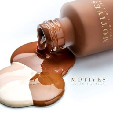 Motives Custom Blend Liquid Foundation