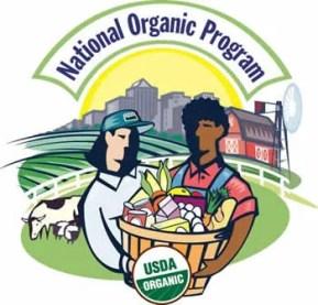 national organic program cosmetics regulation
