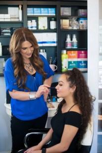 Leigh Raeder Makeup Artist