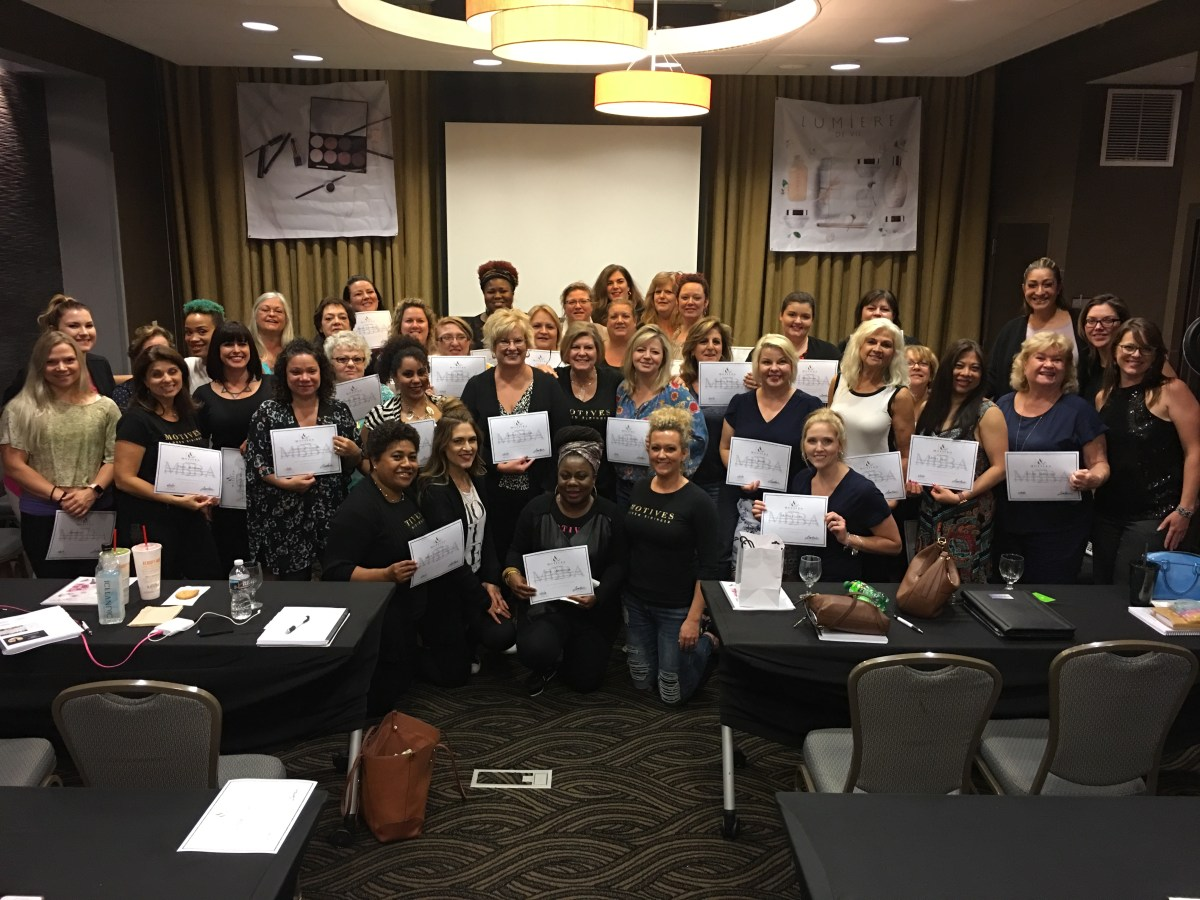 Motives Beauty Business Academy