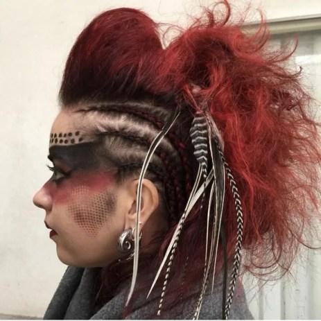 Mad Max Makeup