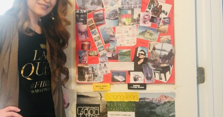 It's Never Too Late To Create a Vision Board