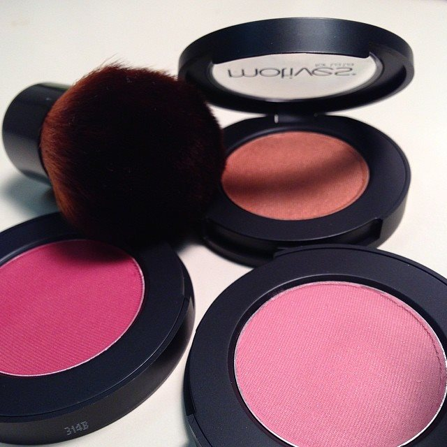 Motives for La La Blush Colors