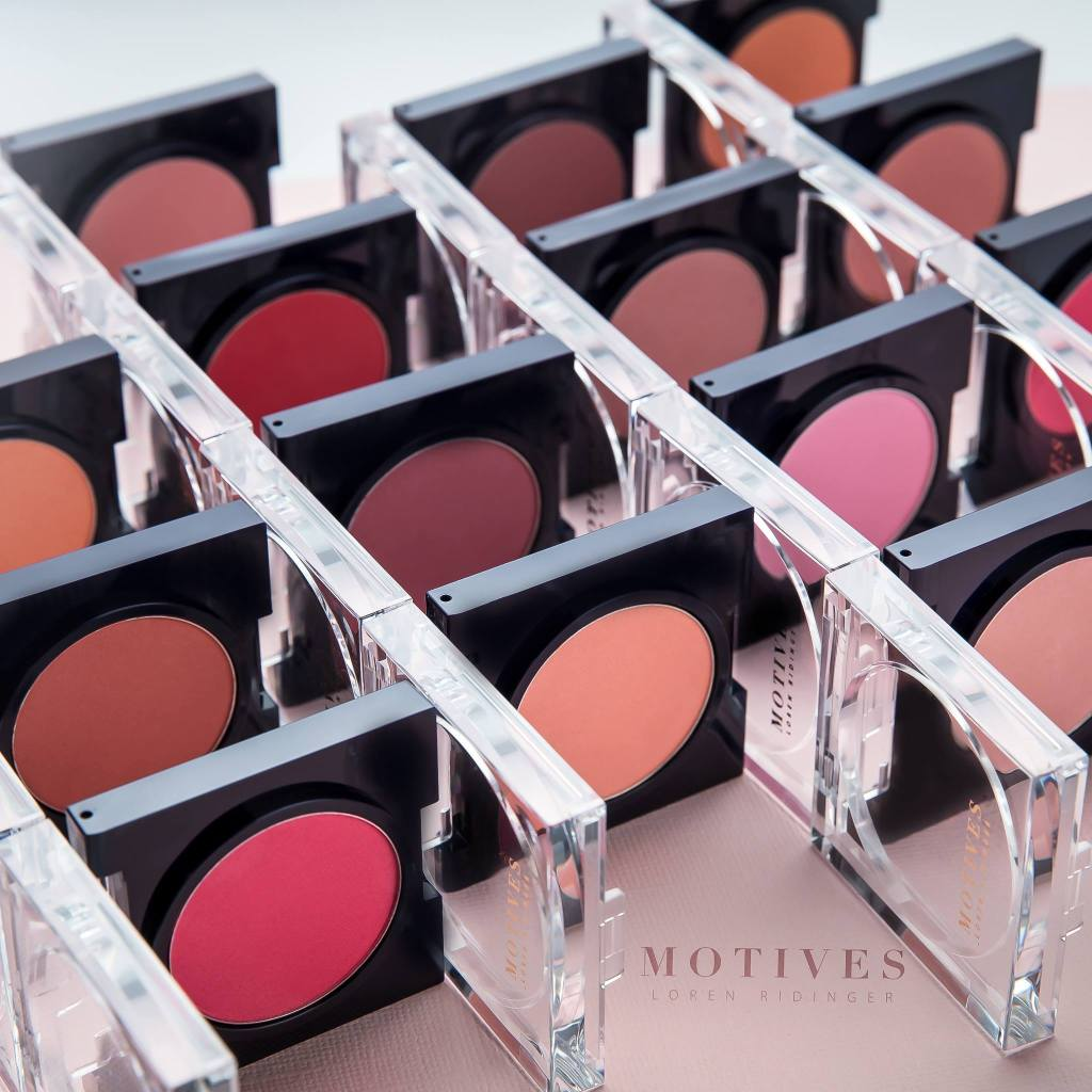 Motives Blush Swatches