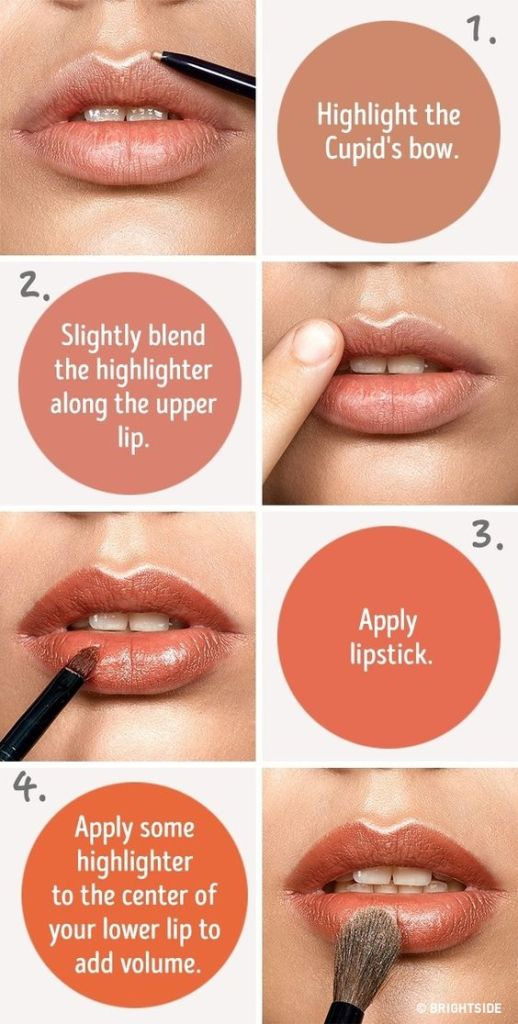 Increase Lip Volume