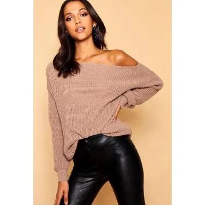 Boohoo women's oversized sweater
