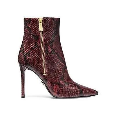 Michael Kors Women's Snakeskin Ankle Boots