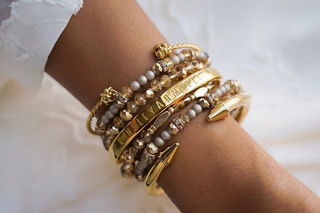 Kinsley Armelle Godess Collection Jewelry