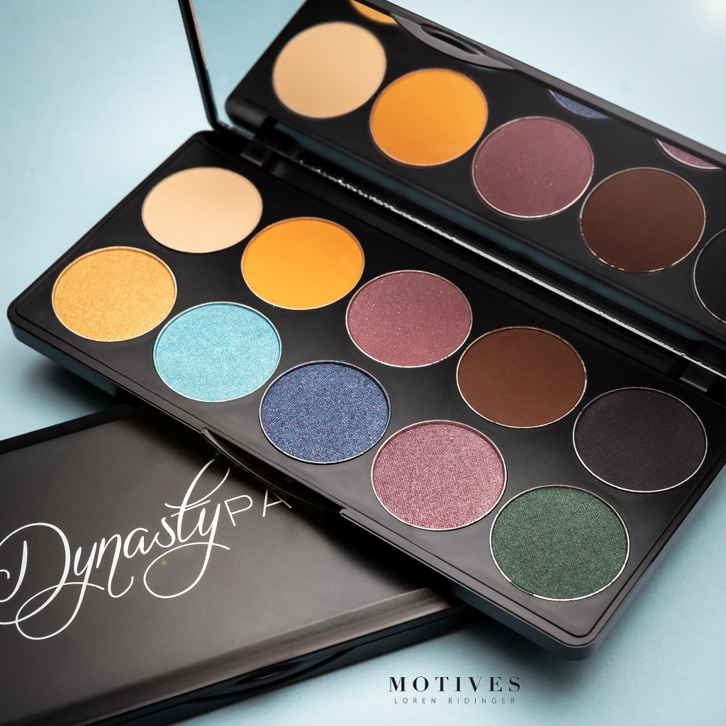 Motives Dynasty Palette