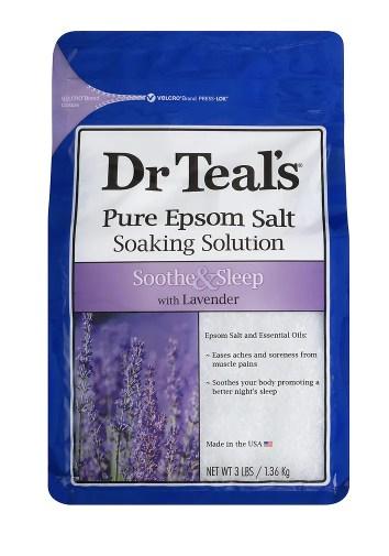 Dr. Teal's Pure Epsom Salt
