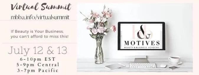 Motives Beauty & Business Virtual Summit