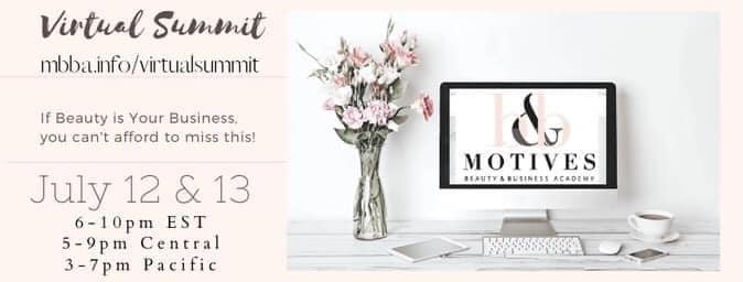 Motives Beauty & Business Virtual Summit
