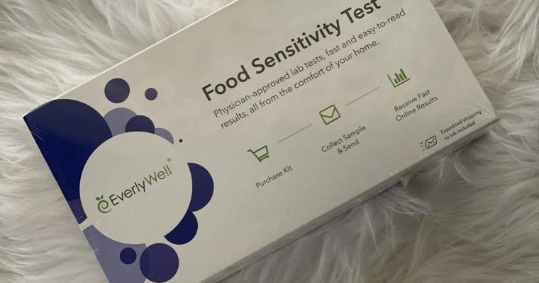 My Honest Review-EverlyWell Food Sensitivity Test