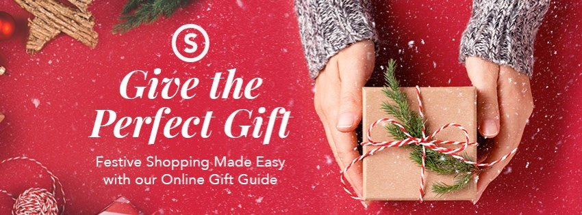 Find The Perfect Gift with Online Holiday Gift Guides