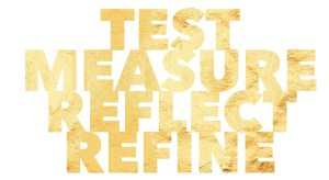 test-measure-reflect-refine