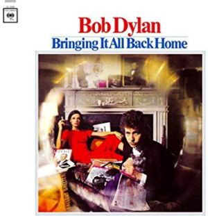 Bringing it all back home Bob Dylan album review