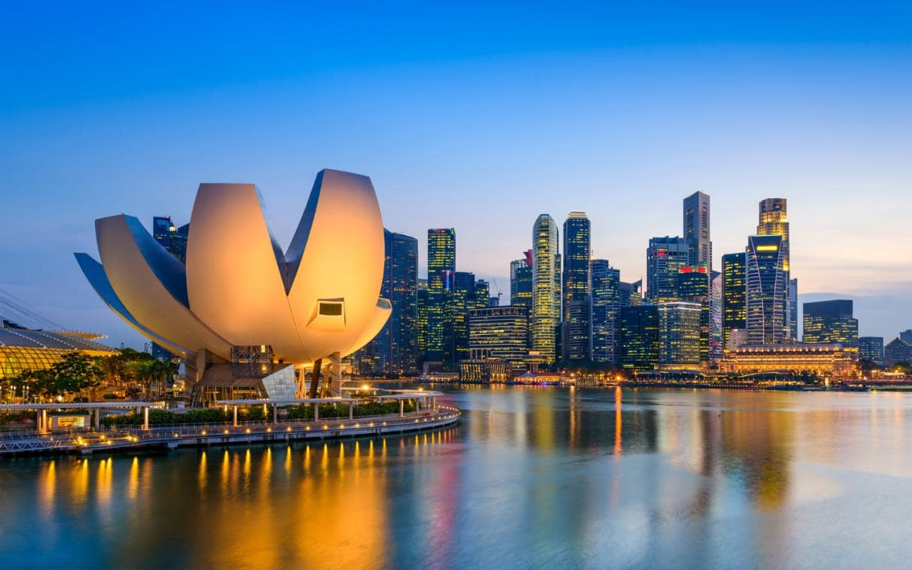 Things to see and do in Singapore