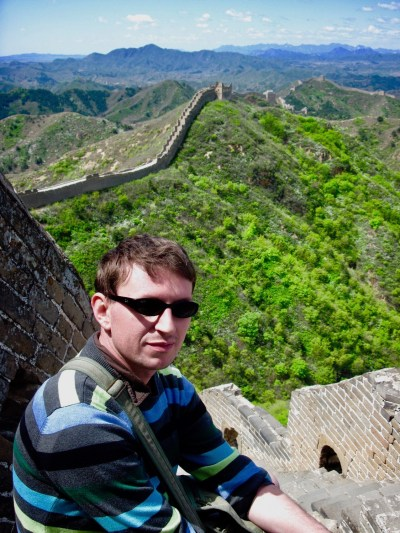 Jinshanling The Great Wall of China Hebei province