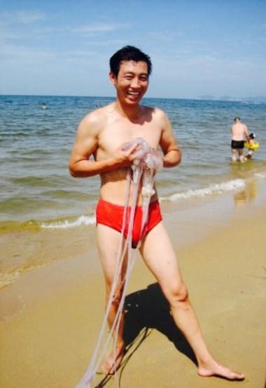 Beach 2 Yantai Shandong Province China