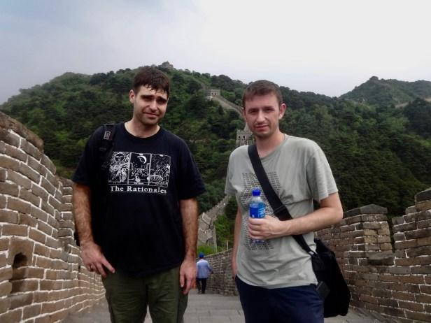 Hiking The Great Wall of China Mutianyu