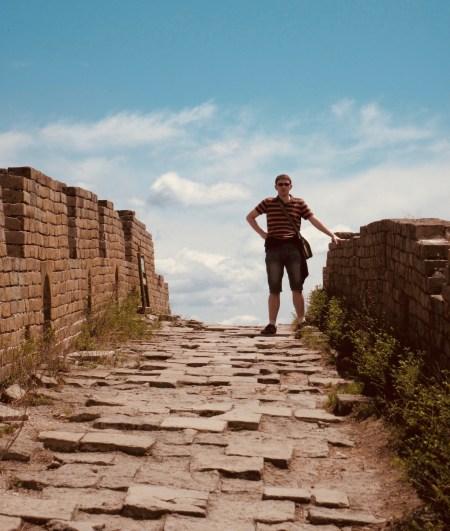 The Great Wall of China from Jinshanling to Simatai
