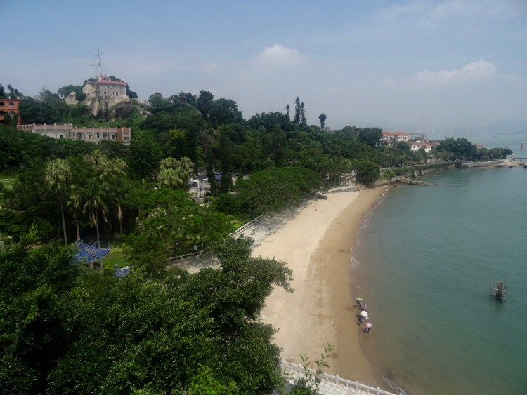 Things to see and do Gulangyu Island Xiamen Fujian province China