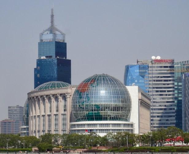 Shanghai International Convention Center Pudong Shanghai.