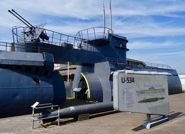 Visit the U-Boat Story Museum Liverpool.