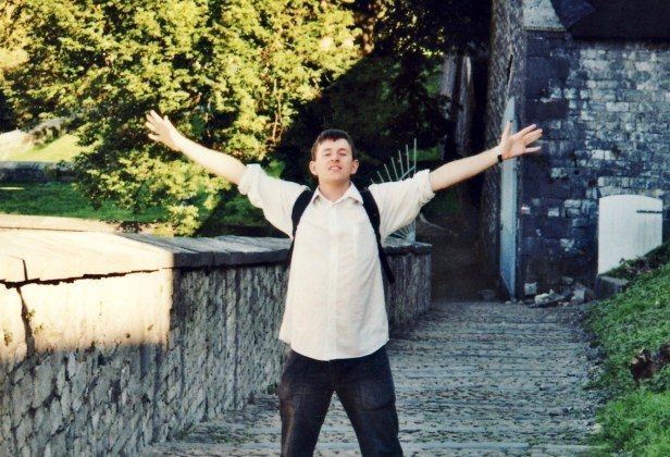 Namur Belgium English travel blogger.